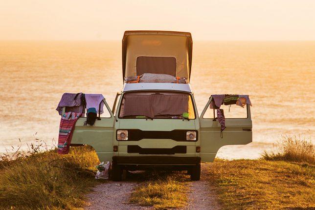 Mit dem Van unterwegs: eine Gebrauchsanweisung
